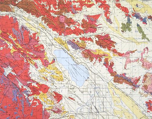 Salton Basin Geology, Dr. Arthur Gibbs Sylvester