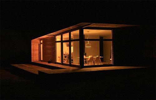 Sommerhaus Piu by Patrick Frey & Björn Götte, 2011