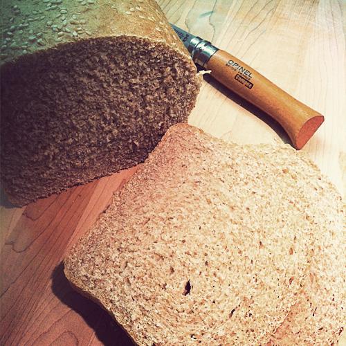 Fresh-baked bread, Jason Landry, 2012